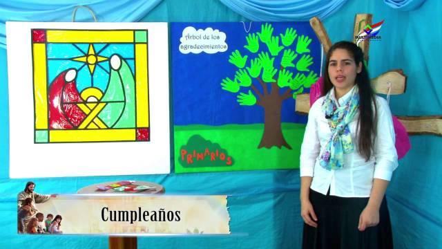 Video Primarios | Pre trimestral Cuarto trimestre 2014 | Escuela Sabática | División Menores