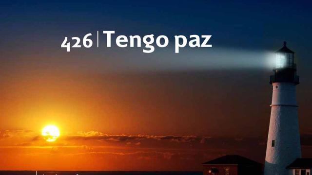 Himno 426 | Tengo paz | Himnario Adventista
