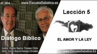 Dialogo Bíblico | Martes 28 de octubre 2014 Ï Amar al prójimo | Escuela Sabática