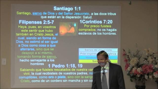 Lección 1 | Santiago, el hermano de Jesús | Escuela Sabática Cuarto trimestre 2014