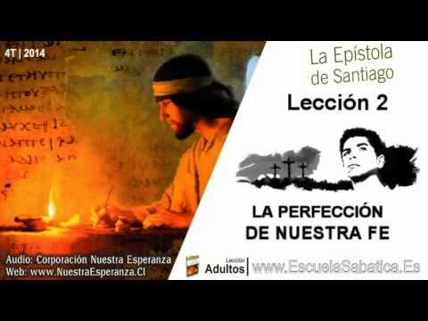 Lección 2 | Viernes 10 de octubre 2014 | Para estudiar y meditar | Escuela Sabática