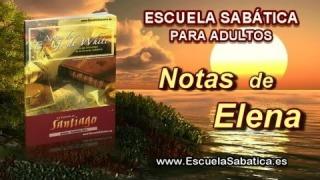 Notas de Elena   Jueves 23 de octubre 2014   Diferentes del mundo   Escuela Sabática