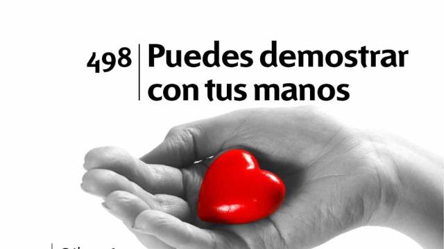 Himno 498 – Puedes demostrar con tu manos – NUEVO HIMNARIO ADVENTISTA CANTADO