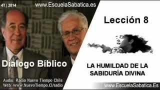 Dialogo Bíblico   Domingo 16 de noviembre 2014   Sabia mansedumbre   Escuela Sabática