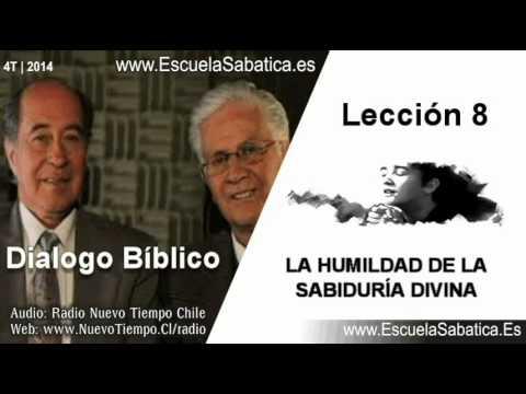Dialogo Bíblico | Domingo 16 de noviembre 2014 | Sabia mansedumbre | Escuela Sabática