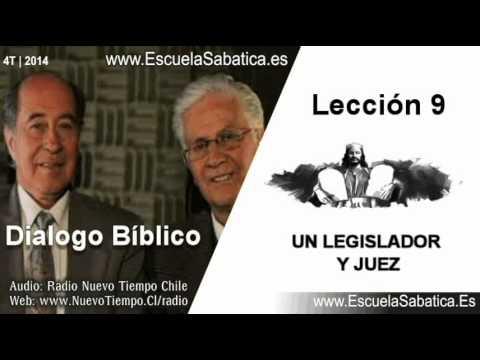 Dialogo Bíblico | Martes 25 de noviembre 2014 | Planes anticipados | Escuela Sabática