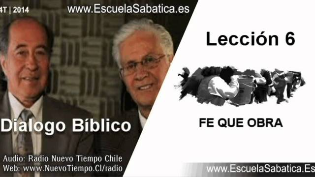 Dialogo Bíblico | Viernes 7 de noviembre 2014 | Para estudiar y meditar | Escuela Sabática