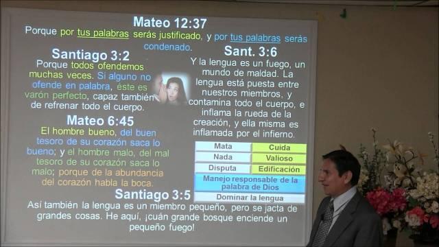 Lección 7 | Dominar la lengua | Escuela Sabática 2000