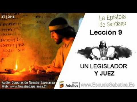 Lección 9 | Sábado 22 de noviembre 2014 | Para memorizar | Escuela Sabática