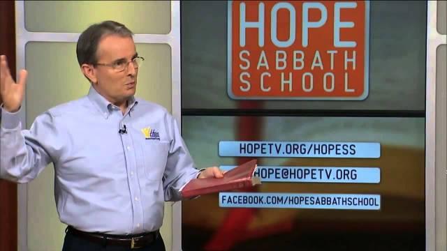 Lesson 9 – Lawgiver and Judge (4th Qtr 2014) – Sabbath School