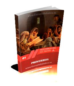 Portada folleto - Escuela Sabática 2015 - Primer trimestre 2015