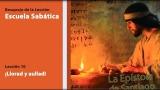 Bosquejo Lección 10 | ¡Llorad y aullad! | 4º Trim/2014 | Escuela Sabática