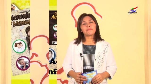 Intro Ministerio del Niño | Video Pretrimestral | Primer trimestre 2015 | Escuela Sabática Para Menores