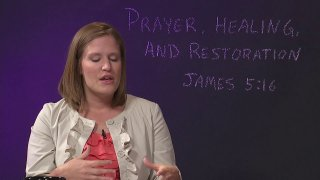 Lesson 12 | Prayer, Healing, and Restoration | Sabbath School