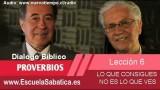 Dialogo Bíblico | Domingo 1 de febrero 2015 | La certeza del necio | Escuela Sabática