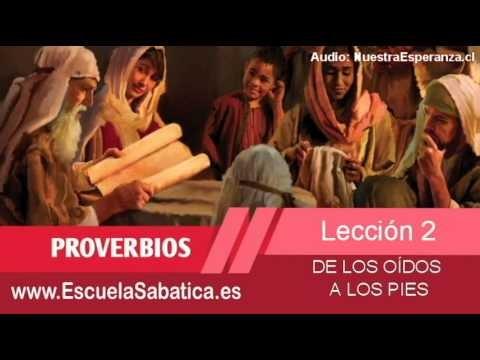 Lección 2   Domingo 4 de enero 2015   ¡Oíd!   Escuela Sabática 2015