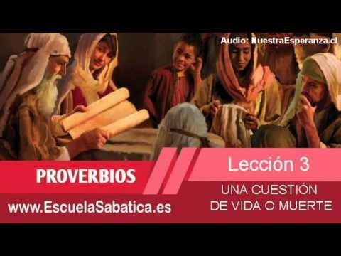 Lección 3   Viernes 16 de enero 2015   Para estudiar y meditar   Escuela Sabática 2015