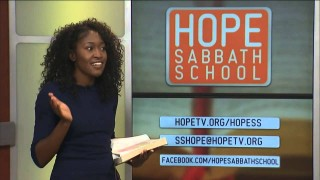 Lesson 3 | A Matter of Life and Death | 1st Qtr 2015 | Sabbath School