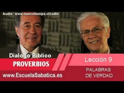 Dialogo Bíblico   Martes 24 de febrero   Celoso de los impíos   Escuela Sabática