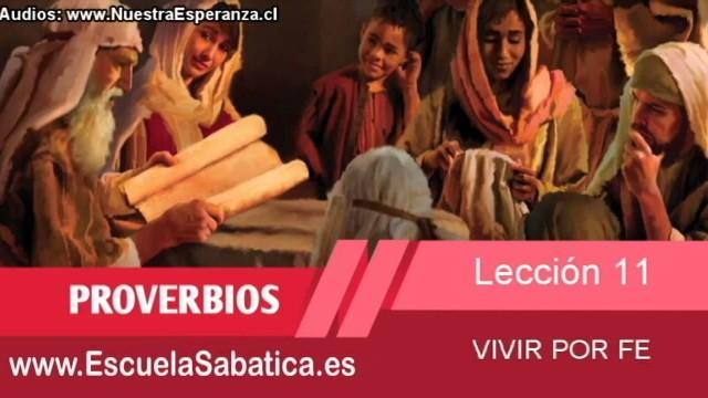 Lección 11 | Viernes 13 de marzo 2015 | Para memorizar | Escuela Sabática
