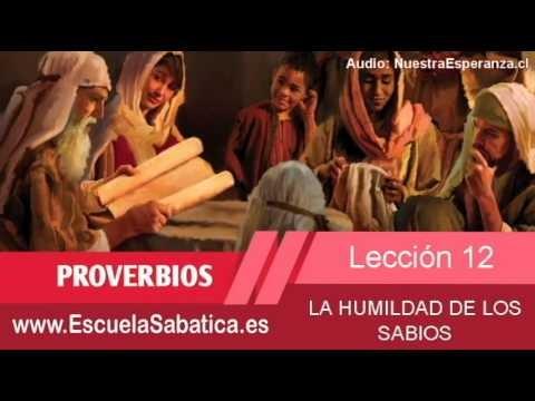 Lección 12 | Sábado 14 de marzo 2015 | Para memorizar | Escuela Sabática