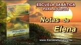 Notas de Elena | Sábado 21 de marzo 2015 | Mujeres y vino | Escuela Sabática