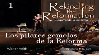 1 | Walter Veith | Reavivando la Reforma | Los pilares gemelos de la reforma
