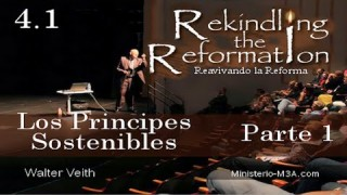 4.1 | Walter Veith | Reavivando la Reforma | Los Príncipes sostenibles [ Parte 1 ]