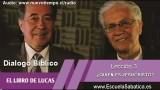 Diálogo Bíblico | Martes 14 de abril 2015 | Hijo del hombre | Escuela Sabática 2015