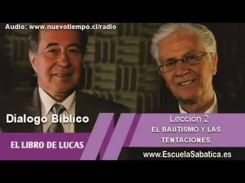 "Dialogo Bíblico | Miércoles 8 de abril 2015 | ""Si me adorares"" | Escuela Sabática 2015"