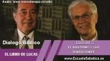 Dialogo Bíblico | Viernes 10 de abril 2015 | Para estudiar y meditar | Escuela Sabática 2015
