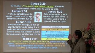 Lección 3   ¿Quién es Jesucristo?   Escuela Sabática 2000