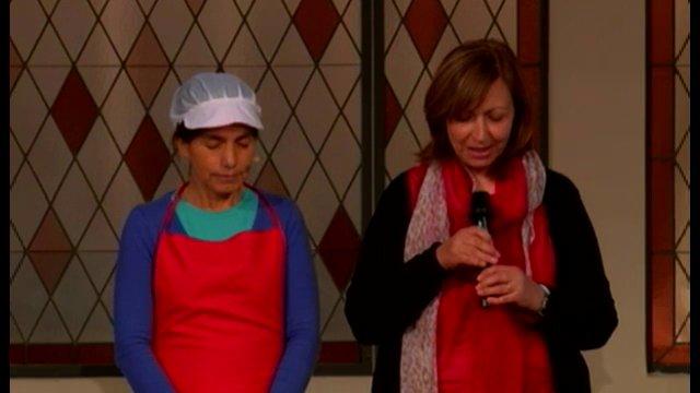 Taller de cocina: La comida | Ruth Parra | 14/04/2015