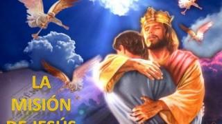 Lección 8   La misión de Jesús   Escuela Sabática   Power Point
