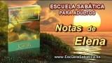 Notas de Elena | Martes 5 de mayo 2015 | Mujeres agradecidas y con fe | E. Sabática