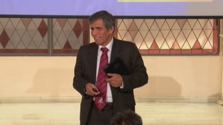 Ser médico misionero | Sr. Nimer Simeón | Seminario sobre alimentación y regeneración del ADN | 18/04/2015