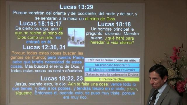 Lección 11 | El Reino de Dios | Escuela Sabática 2000