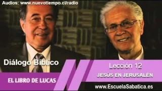 Resumen   Diálogo Bíblico   Lección 12   Jesús en Jerusalén   Escuela Sabática