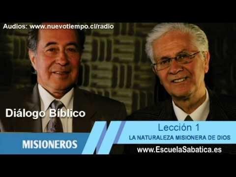 Resumen   Diálogo Bíblico   Lección 1   La naturaleza misionera de Dios   Escuela Sabática