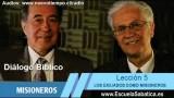 Resumen | Diálogo Bíblico | Lección 5 | Los exiliados como misioneros | Escuela Sabática