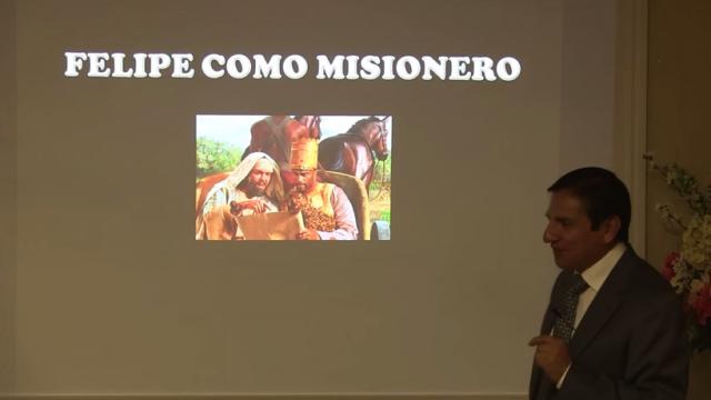 Lección 10 | Felipe como misionero | Escuela Sabática 2000