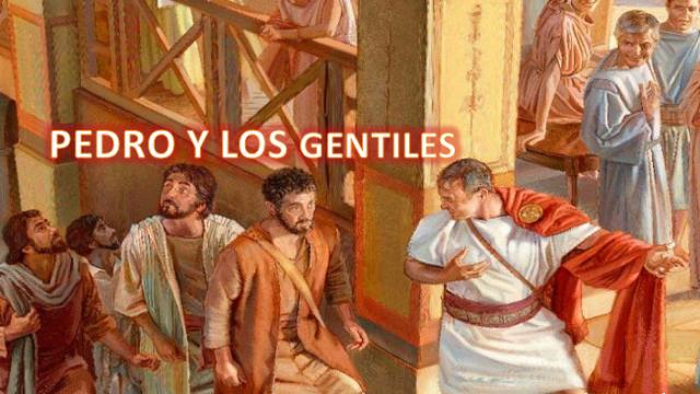 Lección 9 | Pedro y los gentiles | Escuela Sabática | Power Point