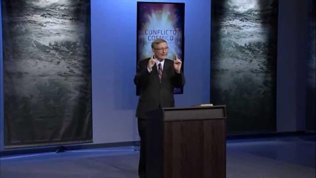 3 | Conflicto Cósmico | Pastor Esteban Bohr | El Cordero Sin Mancha