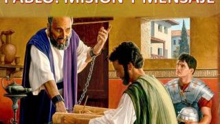 Lección 12 | Lección 12 | Pablo: misión y mensaje | Escuela Sabática Power point