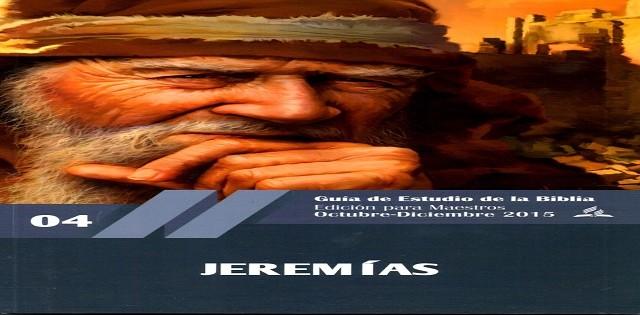Lección 9 | El yugo de Jeremías | Escuela Sabática | Cuarto trimestre | Jeremías