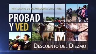 17 de octubre | Descuento del diezmo | Probad y Ved 2015