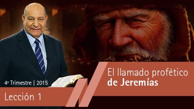 Comentario | Lección 1 | El llamado profético de Jeremías | Pastor Alejandro Bullón | Escuela Sabatica