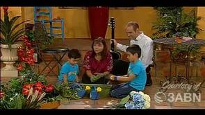 12/54 | Jesús Me Enseña A Preparar Mi Corazón | Estrellitas de Jesús | 3ABN LATINO