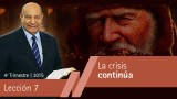 Comentario | Lección 7 | La crisis continúa | Pastor Alejandro Bullón | Escuela Sabática