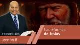 Comentario | Lección 8 | Las reformas de Josías | Pastor Alejandro Bullón | Escuela Sabática